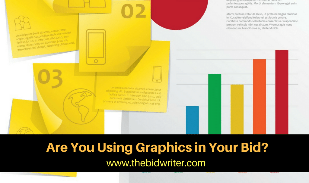 Are you using graphics in your bid writing?