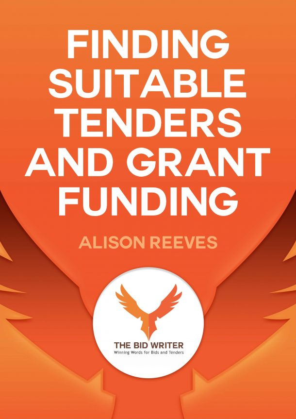 Finding Suitable Tenders and Grant Funding